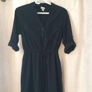 Merona Black Dress